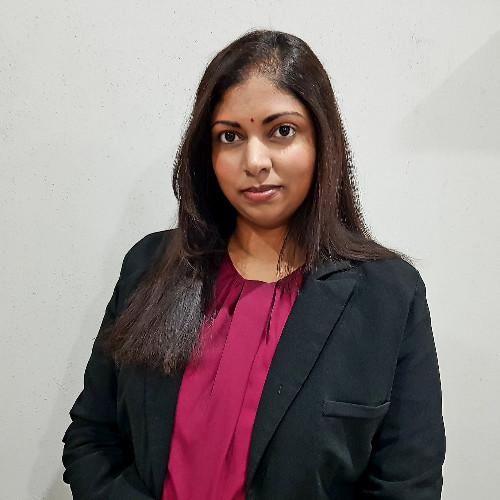 Thirusha Chetty - DHL Supply Chain